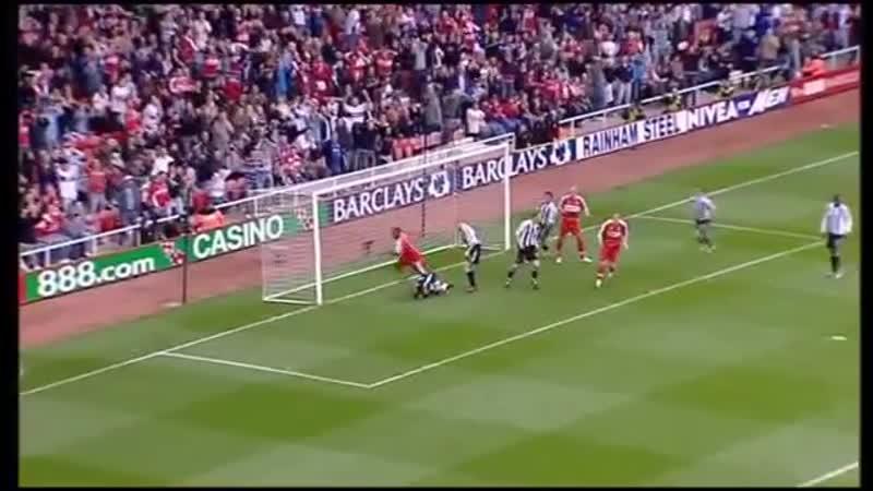Мидлсбро 1:0 Ньюкасл Юнайтед 2006/07