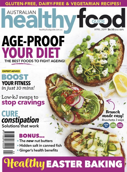 Australian Healthy Food Guide 04.2019