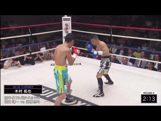 Kenichi Horikawa vs Yuto Takahashi