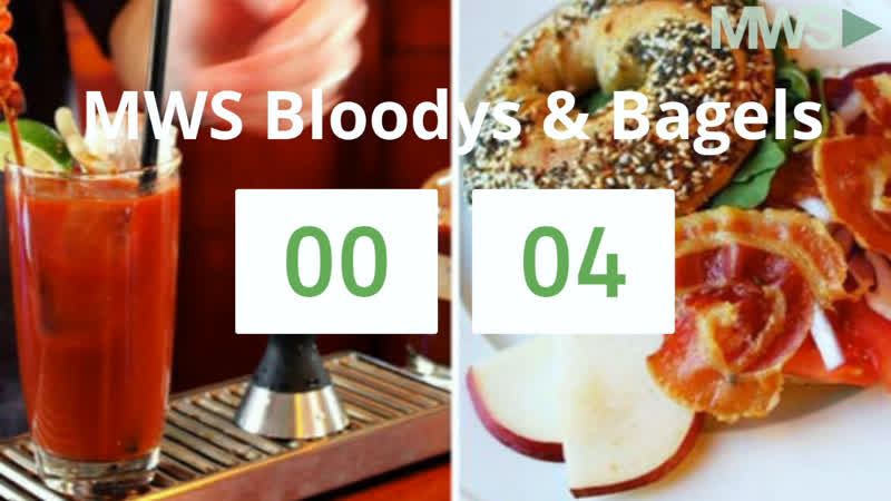 MWS Bloody's Bagels LIVE Ukraine Plane, Meat Smuggling Turkey Day