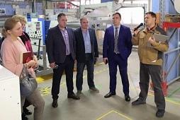 Подведены итоги реализации первого этапа нацпроекта «Производительность труда и поддержка занятости» в Липецкой области
