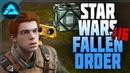 РОЖДЕНИЕ ИНКВИЗИТОРА ● Star Wars Jedi Fallen Order 16