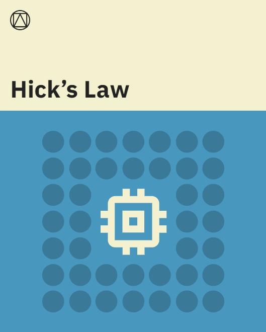 Законы дизайна интерфейсов, изображение №5
