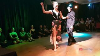 Juan Malizia & Manuela Rossi ❤ Recuerdo (Forever Tango) @ Paris - MilOnda 1905
