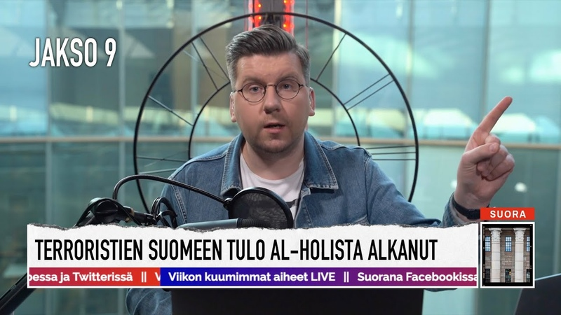 Jakso 9 Isis terroristeja tuli Suomeen
