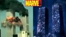 10 фильмов с кодами ИЛЛЮМИНАТОВ Мстители Капитан Марвел Визитеры Конец детства