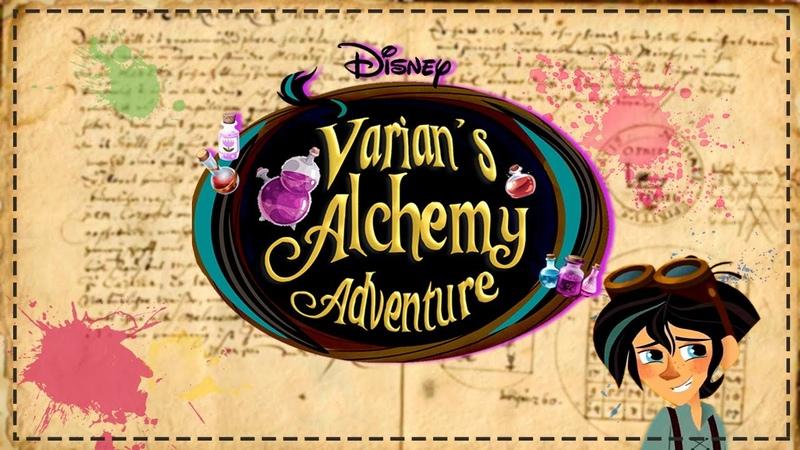 Varian's Alchemy Adventure AMV