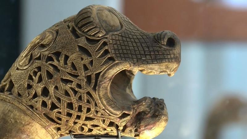 Могилы викингов Тайны Осеберга 5 серия из 6