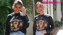 Madison Beer Speaks On Her New Dear Society Single While Grabbing Lunch On Melrose Place