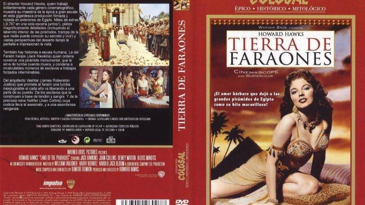 Tierra de faraones *1955*