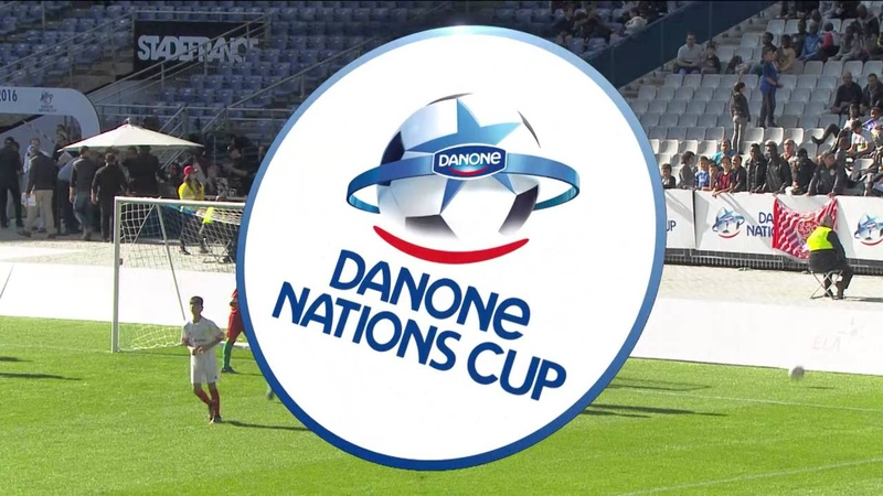 Portugal vs South-Korea - Ranking match 19/20 - Full Match - Danone Nations Cup 2016