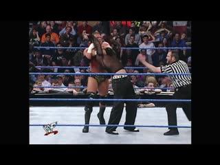 #My1 Трипл Эйч против Джеффа Харди за ИК титул