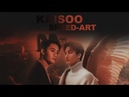 KAISOO SPEED ART FAN ART
