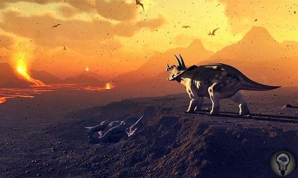 Приоткрыта загадка истинной причины гибели динозавров Ученые обнаружили настоящую причину вымирания динозавров и других организмов, произошедшего 66 миллионов лет назад. Они заявили, что