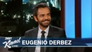 Eugenio Derbez on Dora the Explorer Movie Working Out with Guillermo