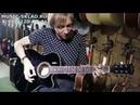 Обзор электроакустической гитары Elitaro E4040EQ BK