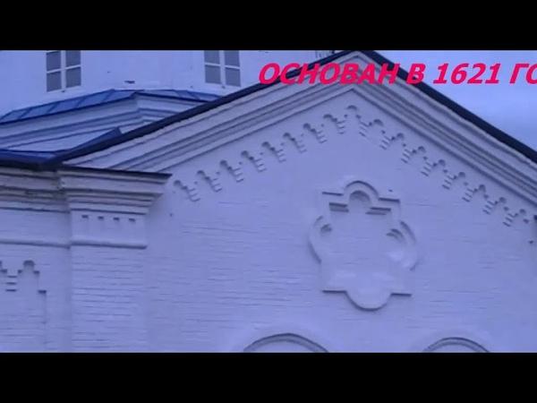 Верхотурье.Свято- Покровский женский монастырь .