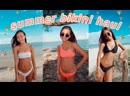 Aud Carroll A Huge Summer Bikini Try On Haul
