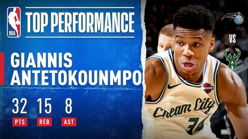 Giannis Gets MONSTER Double Double Leads Bucks To 15 Straight W's