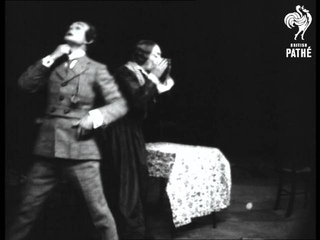 """Snippets From """"Snap!""""  - The New Vaudeville Review (1922)"""