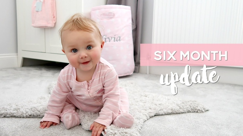 6 Months Baby Update | Sitting Up, All Fours, Launching Herself and Weaning