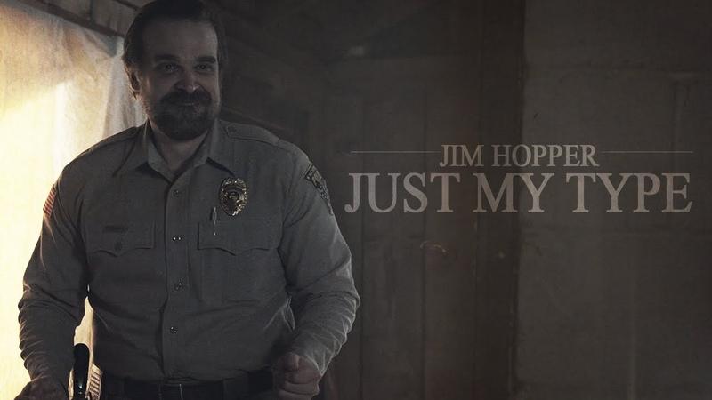 Stranger Things Jim Hopper Just My Type