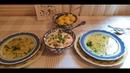 С одной курочки три блюда- Быстрый обед