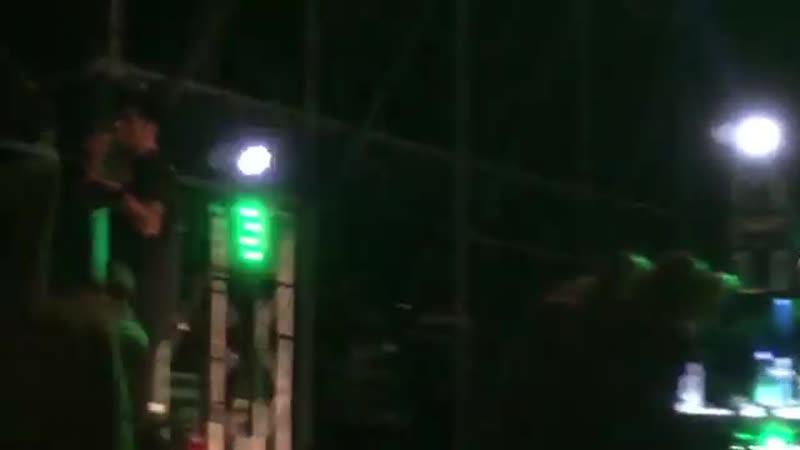 I remember you Fabrizio Moro live Etruria Eco Festival Cerveteri RM 19 0