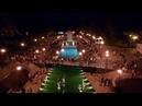 Геннадий Кернес показал ночной сад Шевченко после реконструкции