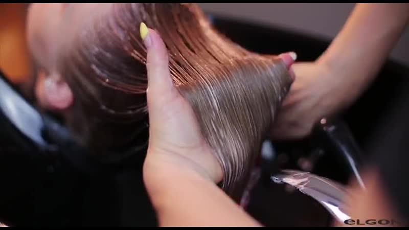 Интенсивное питание и восстановление волос с Elgon