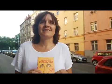 Eva Hrindová Křest knihy Odhalujeme Putinovy lži 27 6 2019