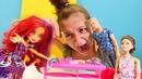 Toralei kuyumcu dükkanında çalışmaya başlıyor Kız oyunları
