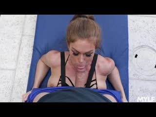 Ivy Secret - Backyard Workout Bang Milf Body - Porno, All Sex, Hardcore, Blowjob, Gonzo, Porn, Порно