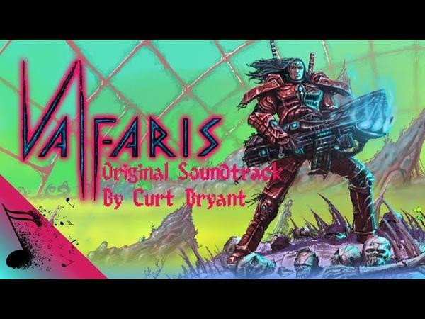 Valfaris OST Full Soundtrack by Curt Bryant Tracklist