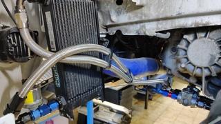 И снова Ford Focus RS в работе.