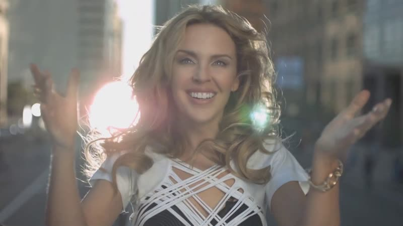 Kylie Minogue Step Back In Time F9 Minimix I клип VQmusic Кайли Миноуг