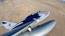 10 - MIG 15 Panne hydraulique en avion de chasse dans le désert du Mojave GOPRO 8 GOPRO MAX