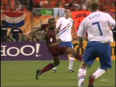 Portugal 1 x 0 Holanda Oitavas de Final Copa do Mundo 2006