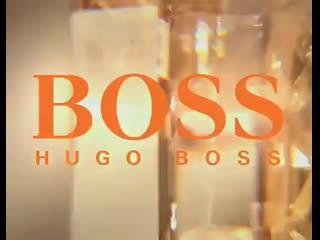 """Реклама Духов """"Hugo Boss Orange"""""""