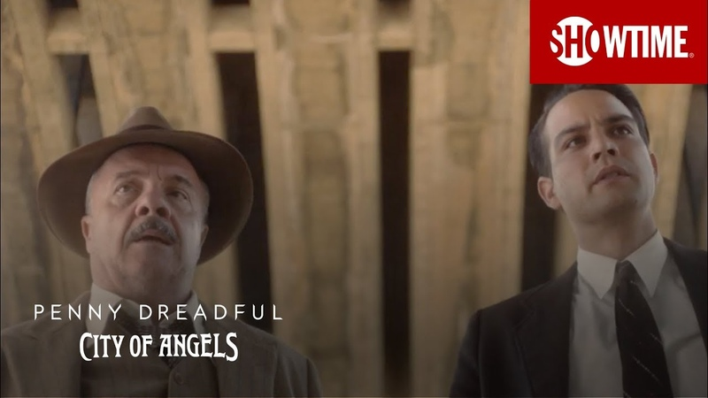 Crime Teaser | Penny Dreadful City of Angels | SHOWTIME