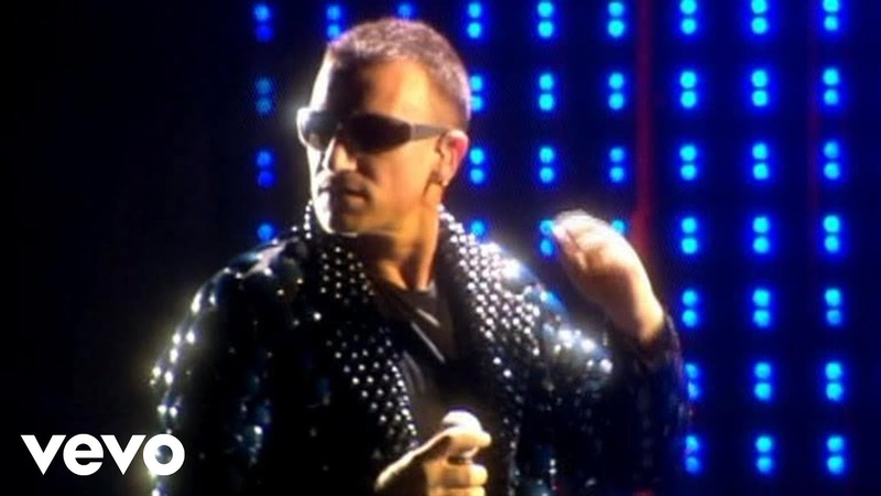U2 - Hold Me, Thrill Me, Kiss Me, Kill Me (Live) (1998)