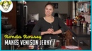 [My1] Ronda's Quarantine Kitchen: How To Make Jerky StayHome WithMe