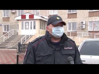 Баймакская полиция  штрафует за свежий воздух