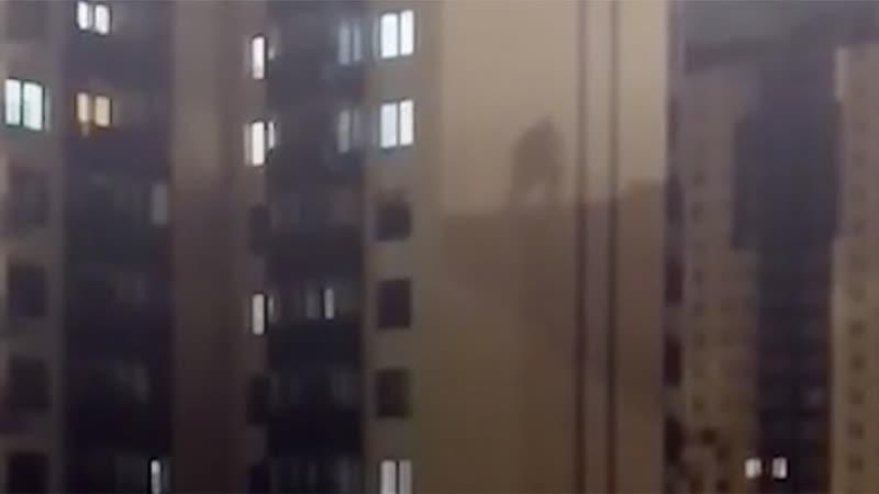 На камеры случайно попал профиль Тёмного Рыцаря Кудрово
