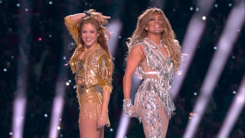 Shakira Jennifer López Halftime Show Full Super Bowl 2020