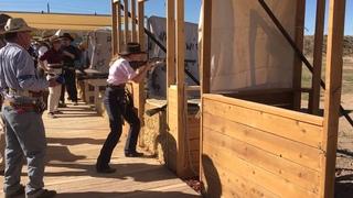 Winter Range 2016 - Main Match - Cowboy Action Shooting - SASS Kicker