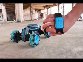 ХИТ 2019! Машинка перевертыш - управление жестами Twister rc Stunt Cars