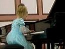 Varvara Kutuzova 7yo Чайковский Шопен 1класс ЦМШ