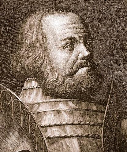ЖЕЛЕЗНАЯ РУКА ГЁЦА ФОН БЕРЛИХИНГЕНА Готфрид (Гёц) фон Берлихинген (1480-1563) швабский рыцарь, участник Крестьянской войны в Германии, который предал крестьян перед решающим сражением в 1525