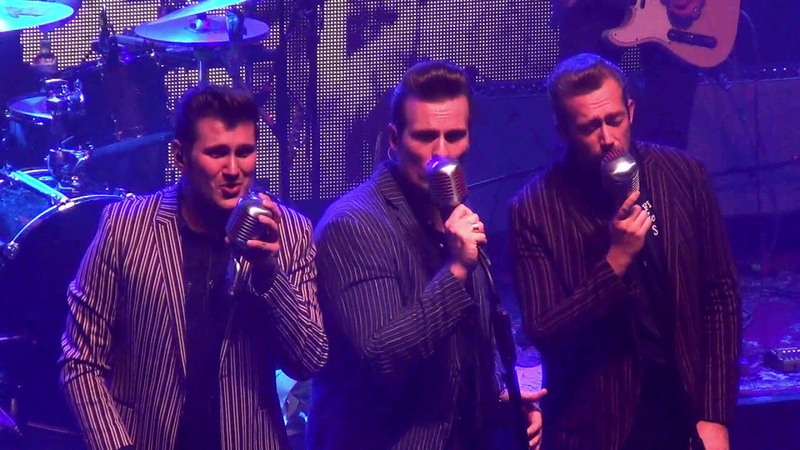 The Baseballs Baby One More Time Live at Aurora 21 09 2018